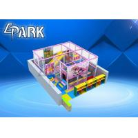 150W Amusement Game Machines , Parent Kids Indoor Playground Entertainment Game Venue Manufactures