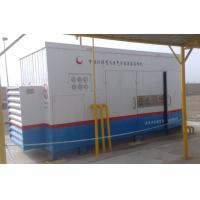 Skid Mounted 2 Stage Compressed Natural Gas Filling Stations JB/T 11422-2013 Manufactures