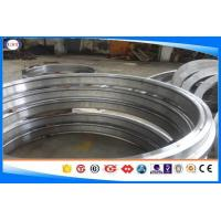 4130 / 1.7218 Forged Steel Rings Black / Smooth Surface Chrome Alloy Steel Manufactures