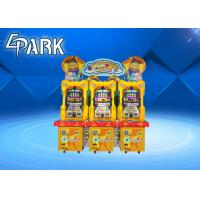 Three Players Redemption Game Machine With CE Certificate 1 Year Warranty  Manufactures