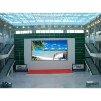 Indoor Full Color LED Display Video Wall 1500cd/㎡ P7.62 LED Display For Advertising Manufactures