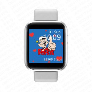 """1.54"""" HD IPS Large Screen Y68plus Blood Pressure Smartwatch Manufactures"""