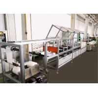 China Digital Polyester Film Making Machine For Mylar / Busbar Mylar Wrapping Machine on sale