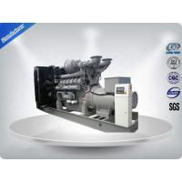 200 Kw Prime Diesel Generator Low Fuel Consumption , 6 Cylinder Doosan Diesel Engine Manufactures