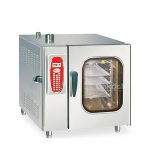 JUSTA EWR-06-11-H Electric Baking Ocen 6-Tray Combi Steamer 380V / 50Hz Manufactures