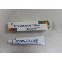 2% 20gm Ketoconazole Antifungal Creams / Anti Foot Fungal Cream Manufactures