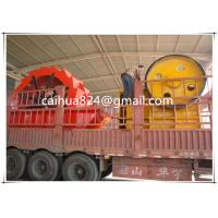 Large capacity high efficiency sand washing machine Manufactures