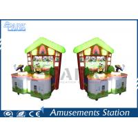 Coin Operated Shooting Arcade Machines Lottery Arcade Multi Hunting Farm Manufactures