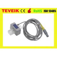 Buy cheap ETCO2 Reusable Spo2 Sensor Patient Monitor Side Stream Compatible Different from wholesalers