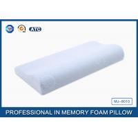 High Density Moulded Contour Memory Foam Neck Support Pillow for Home Bedding