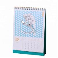 Photo Frame Custom Photo Perpetual Calendar With Full Color Printing Manufactures