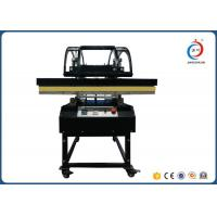 Magnetic Manual Auto Open Large Format Heat Press Machine For T Shirt Manufactures