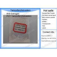 Selective PCT Anti Estrogen Raw Powder Tamoxifen Citrate / Nolvadex  54965-24-1 Manufactures