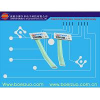 Membrane Switch Custom Printed PC Membrane Sticker 3M 9448 For Medical Equipment Manufactures