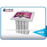 Information Inquiry Self Service Library Kiosk Windows 7 / Windows 8 / Linux Operate System Manufactures