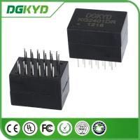 China KG2401DR Dip 100/1000 Cat6 Gigabyte Ethernet Transformer Modules , 24 Pins on sale