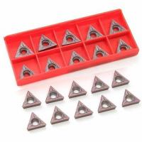 Accurate Dimension Carbide Cutting Inserts For Stainless Steel Cast Iron
