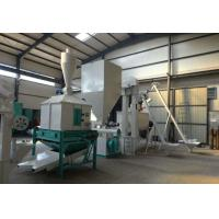 500kg Per Hour Animal Feed Production Line For Chicken,  Duck, Sheep, Cow, Livestocks Manufactures