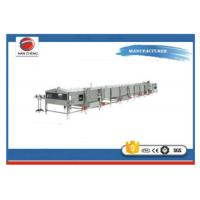 China Beverage Processing Machinery , Warm Bottle Machine Beverage Production Equipment on sale
