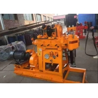 GK-200 Various Geological Drilling Machine , Electric Exploration Drill Rigs Manufactures