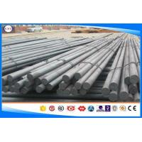 Cold Work Tool Steel Rod , Dc53 Hot Forged Alloy Steel Round Bar Higher Hardness Manufactures