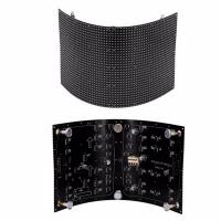 P2.5 Soft Module Flexible LED Screen Arbitrary Shape Light & Energy Saving Manufactures