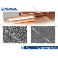 Flexible Copper Clad Laminate RA Copper Foil Thickness 10~70µm Manufactures