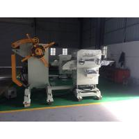 Autoamtic Metal Sheets Hydraulic Press Machine 3 In 1 Feeder For Car Accessories & Computer With CE Manufactures