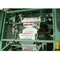 Detergent / Washing Powder Packing Machine , FFS Powder Bag Filling Machine PLC Control Manufactures