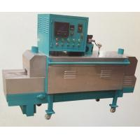 High Strength Structure Tempering Oven 8KW With Hot Wind Mixing Device Manufactures