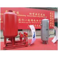 0.6 MPa Pressure Diaphragm Pressure Tank Galvanized Stainless Steel High Volume Manufactures
