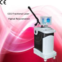 Buy cheap Stationary Style and vaginal reconstruction laser Fractional Co2 laser 30Q RF tube from wholesalers