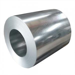 Hot Dip Galvanized Steel Sheet / Q195 , Q235 Grade Galvanized Steel Roll Manufactures