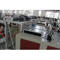 Professional Express Bag Making Machine , Plastic Pouch Making Equipment 700kg