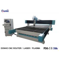 High Efficiency Industrial 3 Axis CNC Router Machine With Mist Cooling System Manufactures