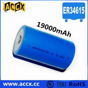 ER34615 3.6V 19000mAh Manufactures