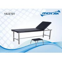 Fix Height Clinic Examination Table With Paper Roller Manufactures
