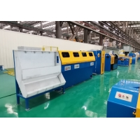 Aluminum Alloy Arc Welding Electrode Straighter, Cutting And Embossing Machine Manufactures