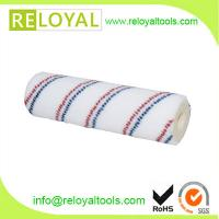 9 strip style nylon paint roller cover, paint roller sleeve made in China Manufactures