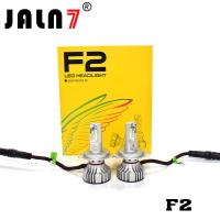 China LED Headlight Bulbs JALN7 F2 LED Conversion Kits Extremely Super Bright H1/H4/H7/H11/9005/9006 36W 6000lm on sale