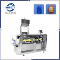 Factory Price Plastic Ampoule Bottle 5-10ml Filling Capping Machine for Cosmetics cream Manufactures