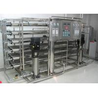 Professional Reverse Osmosis Water Treatment Plant boiler feed water softener Manufactures