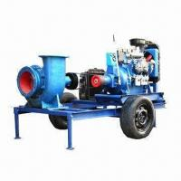 Water pump set with agricultural irrigation, industrual water supply and drainage Manufactures