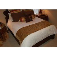Luxury Hotel Decorative Bed Runner Manufactures