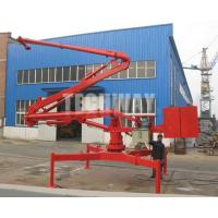Buy cheap Mobile Placing Boom from wholesalers