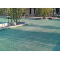 Aggregate Concrete Coloured Cement Floors , Construction Cement Manufactures