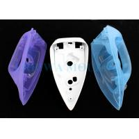 ISO Certificated Custom Injection Mould , Home Electric Steam Iron Base Parts Manufactures