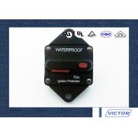 Trip And Hold Inline Manual Reset Circuit Breaker 12-48V 50A 100A 150A 200A Amp Manufactures