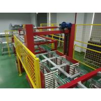 Automatic PV Modules Buffer, PV Module Making Production Line  Storage Machine Manufactures