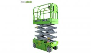 Protable small 6m Elevated Working Platform with 24V/225Ah Battery Manufactures